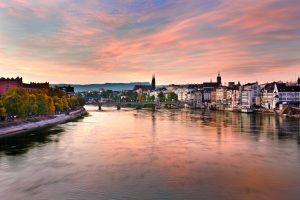BILD zu TP/OTS - Panorama Basel