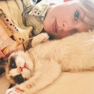 Taylor Swift: Wird ihre Katze zur Marke?