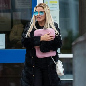 Katie Price to buy pub?