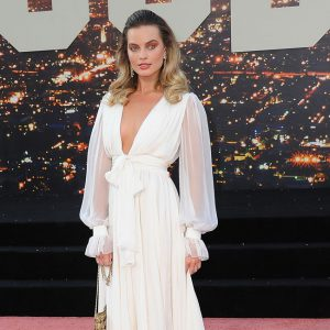 Margot Robbie: Ihr 'surrealster' Moment
